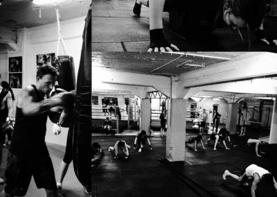 Wreck Room Auckland Boxing 30 Class