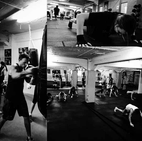 Wreck Room - Auckland Boxing and Group Fitness