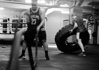 Wreck Room Auckland Group Fitness Class