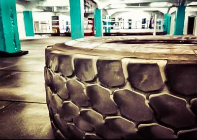 Wreck Room Auckland Boxing