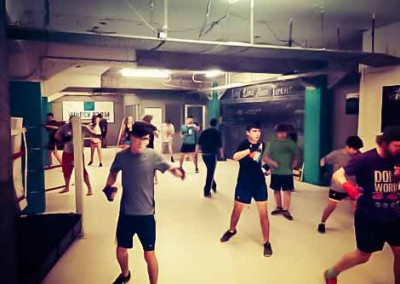 Wreck Room Auckland Boxing Intro Class