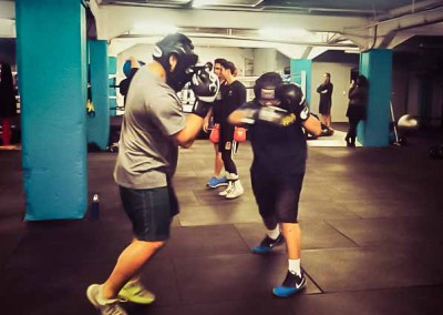 Wreck Room Auckland Boxing Drills